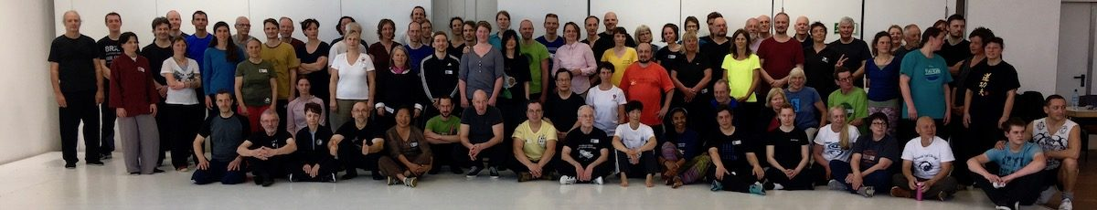 Push Hands Meeting Hannover
